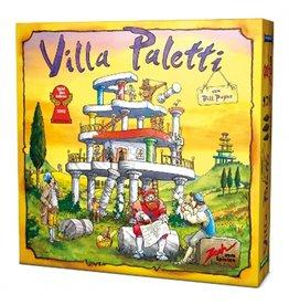 Zoch Zum Spielen Villa Paletti [multilingue]
