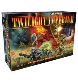 Fantasy Flight Games Twilight Imperium - 4th Edition [anglais]