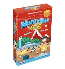 Moonster Games Minivilles : 5 - 6 joueurs - Extension 3 [français]
