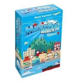 Moonster Games Minivilles : Marina - Extension 1 [français]