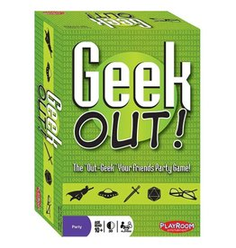 Playroom Entertainment Geek Out [anglais]