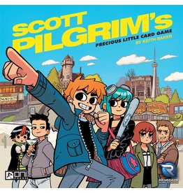 Renegade Game Studios Scott Pilgrim's Precious Little Card Game [anglais]