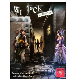Hurrican Mr. Jack : Extension (1ère édition) [multilingue]