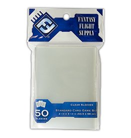 Fantasy Flight Games Protecteurs de cartes (63.5mm x 88mm) - Paquet de 50 [FFS05]