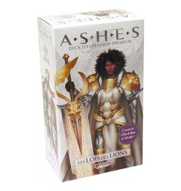 Plaid Hat Games Ashes : Les lois des Lions [français]
