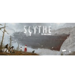 Stonemaier Games Scythe : The Wind Gambit [anglais]