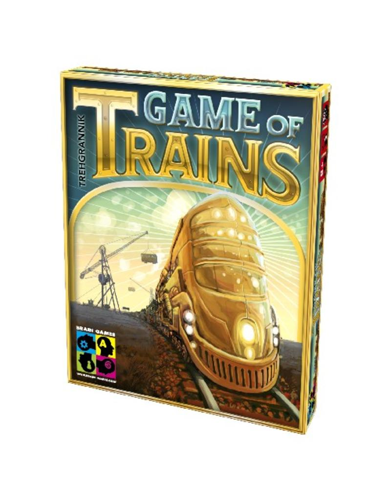 Brain Games Game of Trains [multilingue]