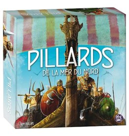 Pixie Games Pillards de la Mer du Nord [francais]