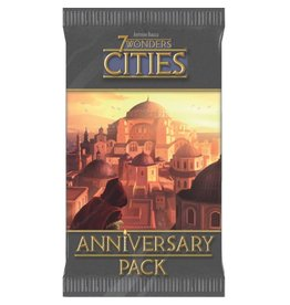 Repos Production 7 Wonders : Cities - Anniversary Pack [français]