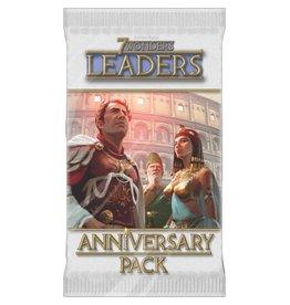 Repos Production 7 Wonders : Leaders - Anniversary Pack [français]