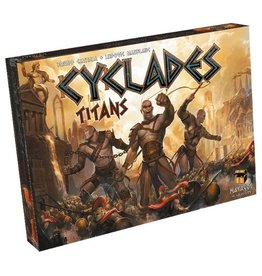 Matagot Cyclades : Titans [multilingue]