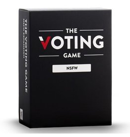 Player Ten Voting Game (the) : NSFW [anglais]