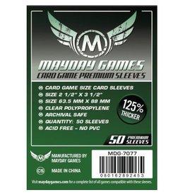 Mayday Games Protecteurs de cartes (63.5mm x 88mm) - Paquet de 50 [MDG-7077]