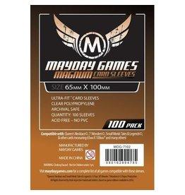 Mayday Games Protecteurs de cartes (65mm x 100mm) - Paquet de 100 [MDG-7102]