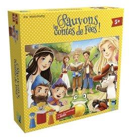 Matagot Sauvons les contes de fées [français]