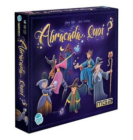 Moonster Games Abracada... Quoi ? [français]