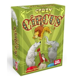 Gameworks Crazy Circus [multilingue]