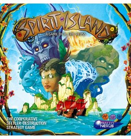 Greater Than Games Spirit Island [anglais]