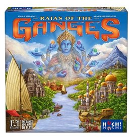 R&R Games Rajas of the Ganges [multilingue]