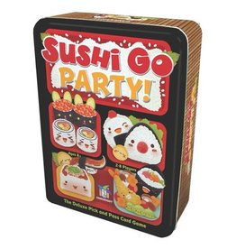 Gamewright Sushi Go Party ! [anglais]