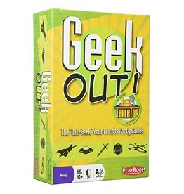 Playroom Entertainment Geek Out - Tabletop [anglais]