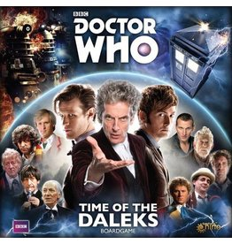 Gale Force Nine Doctor Who - Time of the Daleks [anglais]