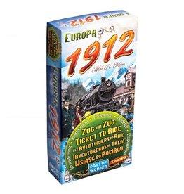Days of Wonder Aventuriers du rail (les) : Europa 1912 [multilingue]