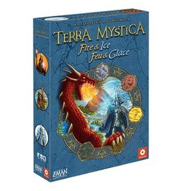 Z-Man Terra Mystica : Feu & Glace (Fire & Ice) [multilingue]