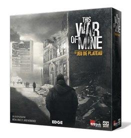 EDGE This War of Mine: le jeu de plateau [français]