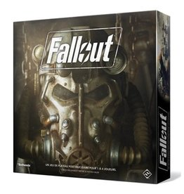 Fantasy Flight Games Fallout [français]