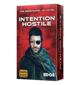 EDGE Resistance (the) : Intention hostile [français]