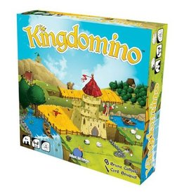 Blue Orange Kingdomino [multilingue]