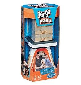 Hasbro Games Jenga - Pass Challenge [multilingue]