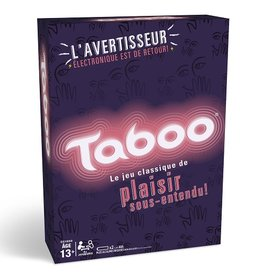 Hasbro Games Taboo [français]