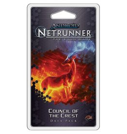 Fantasy Flight Games Android - Netrunner : Council of the Crest [anglais]