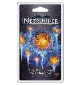 Fantasy Flight Games Android - Netrunner : The Devil and the Dragon [anglais]