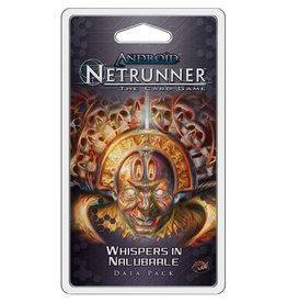 Fantasy Flight Games Android - Netrunner : Whispers in Nalubaale [anglais]
