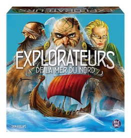 Pixie Games Explorateurs de la Mer du Nord [français]