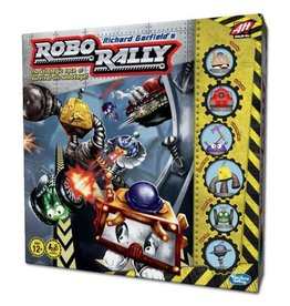 Avalon Hill Games Robo Rally [anglais]