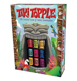 Gamewright Tiki Topple [anglais]