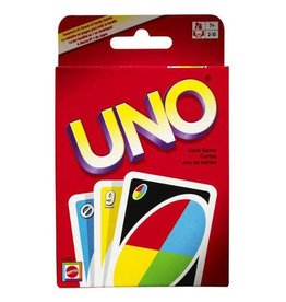 Mattel Games UNO [multilingue]