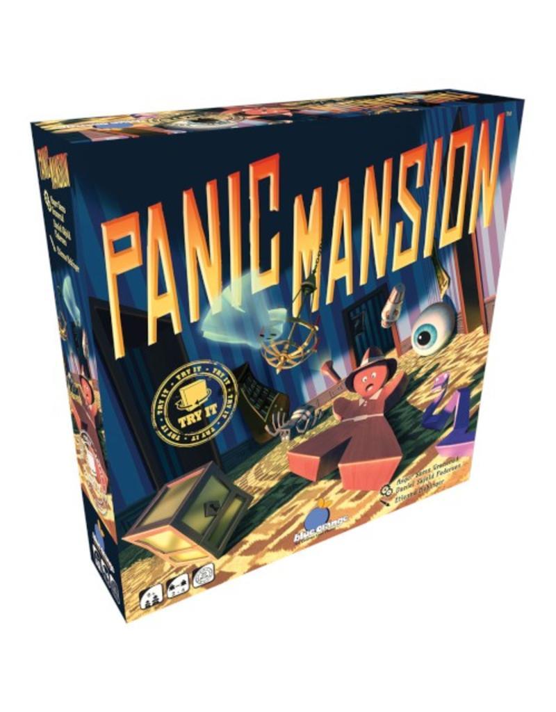 Blue Orange Panic Mansion [multilingue]