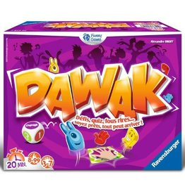Ravensburger Dawak [multilingue]