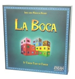 Z-Man La Boca [anglais]