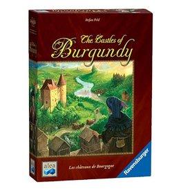 Ravensburger Châteaux de Bourgogne (les) [multilingue]