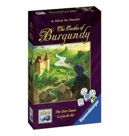 Ravensburger Châteaux de Bourgogne (les) - le jeu de dés [multilingue]