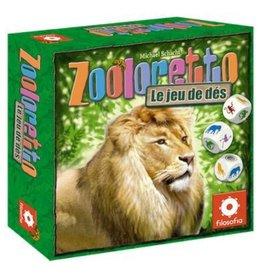 Filosofia Zooloretto - le jeu de dés [français]