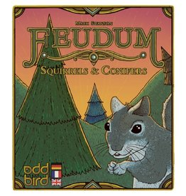 Odd Bird Games Feudum : Squirrels & Conifers [multilingue]
