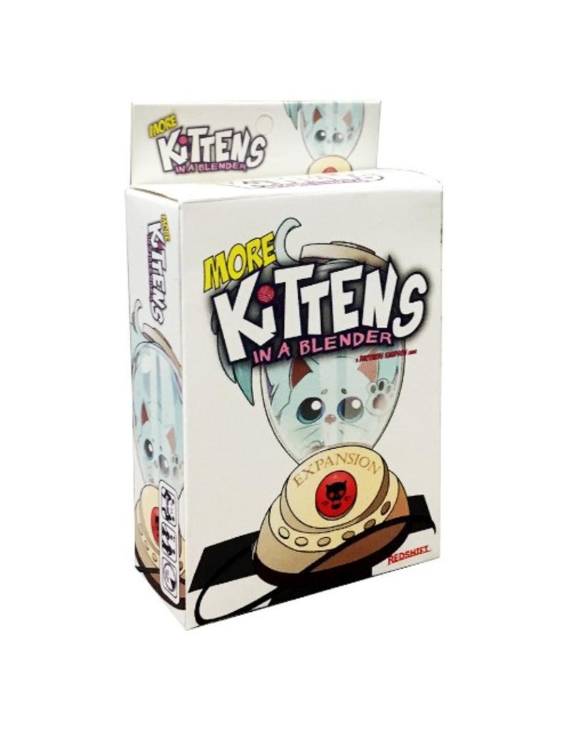 Redshift Games Kittens in a Blender : More Kittens in a Blender [anglais]