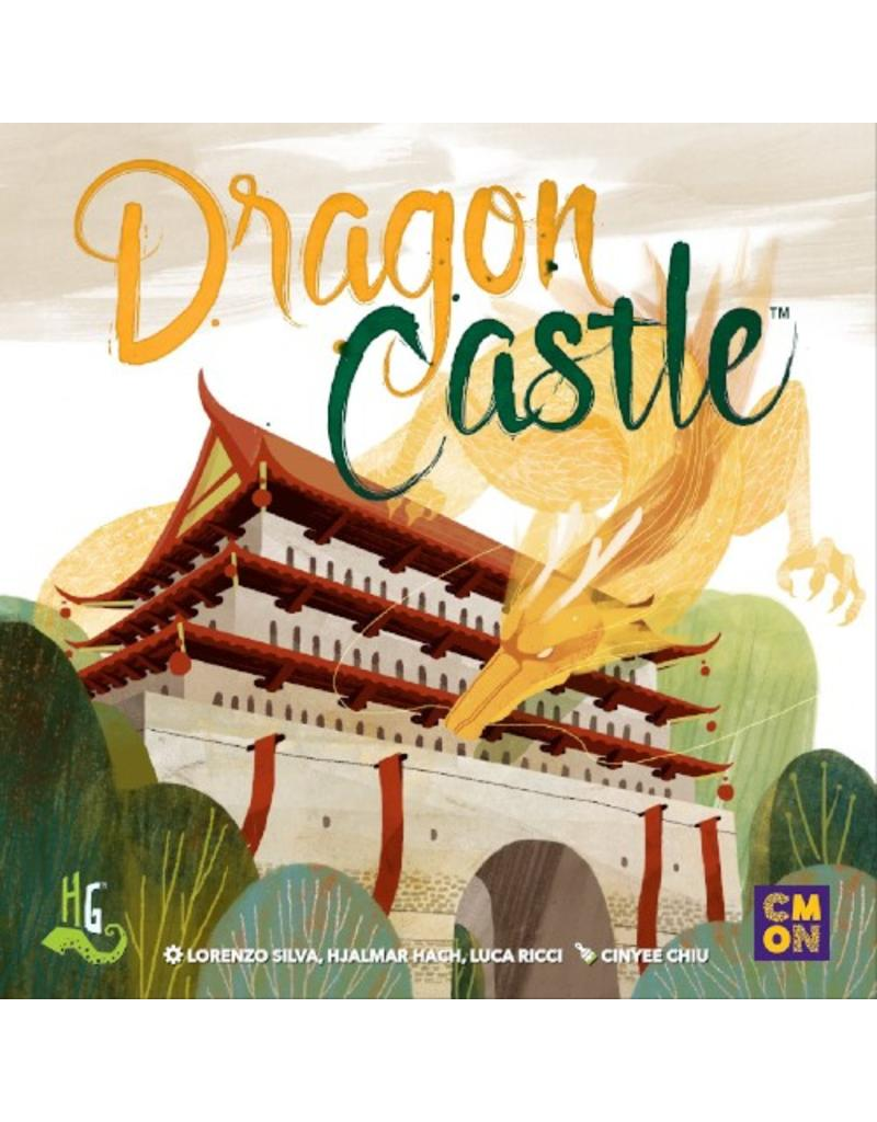 CMON Dragon Castle [anglais]